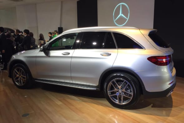 Mercededes-Benz GLC