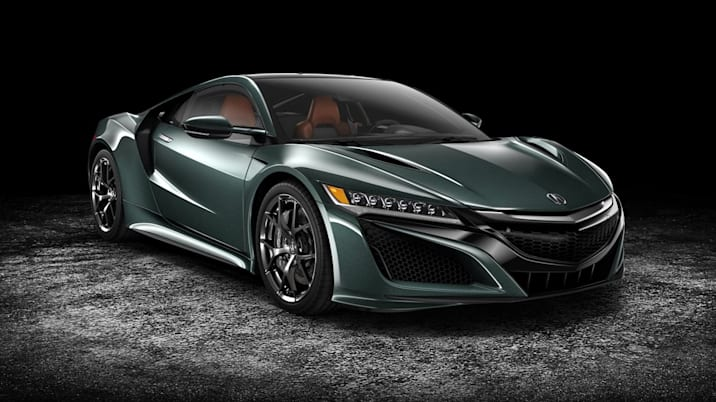 2017 Acura Nsx Chris Bruce 180 700 I Tried Not To Go Too Wild When Speccing Mine But Some Upgrades Seemed Necessary The Standard Black Leather Was