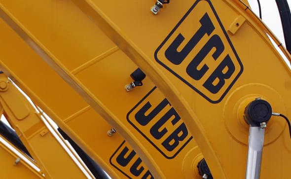 BRITAIN JCB JOB LOSSES