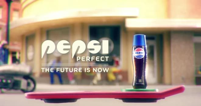pepsi, pepsi perfect, back to the future, back to the future part II, back to the future 2