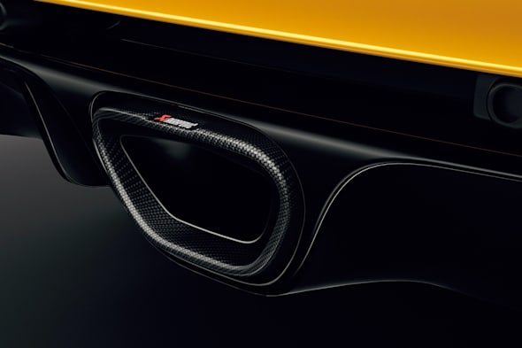 AKRAPOVIC EXHAUST OUTLETS