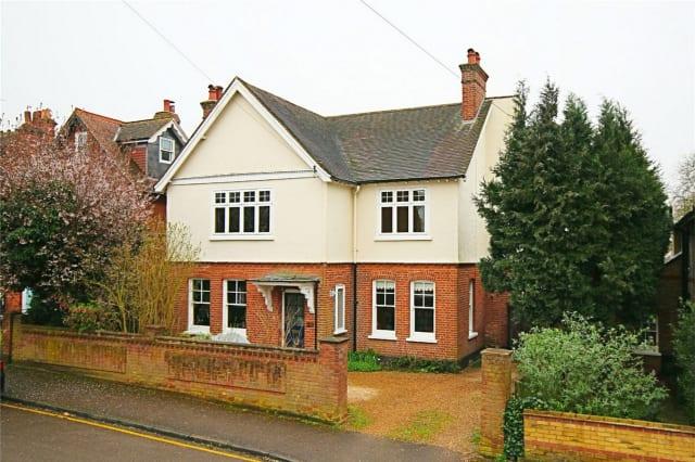 Edwardian home near Hertfordshire and Essex High School, Bishop's Stortford