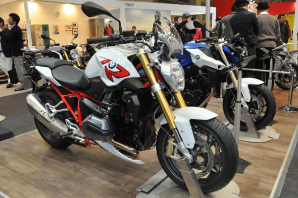 bmw motorrad R1200R