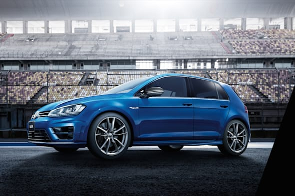 Volkswagen Golf R Carbon Style