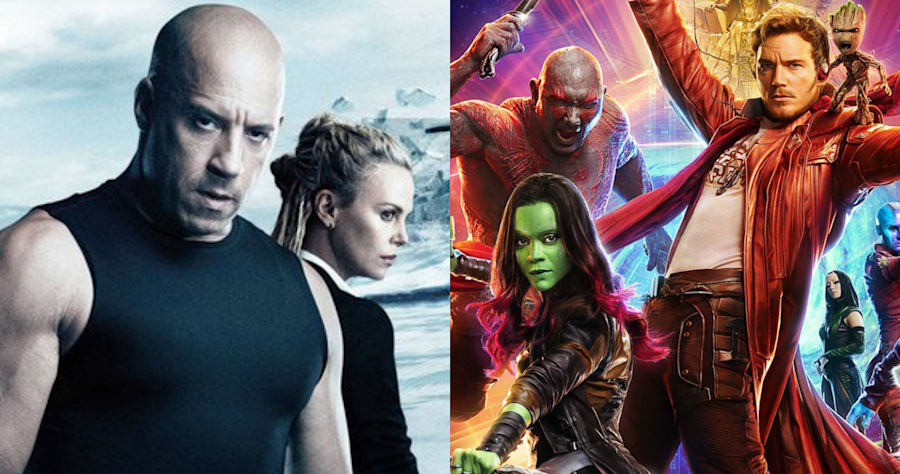 Here's Why 'Fate of the Furious' Can Only Be Stopped by 'Guardians of the Galaxy' at the Box Office