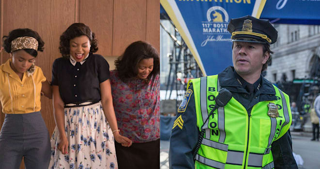 5 Reasons Why 'Hidden Figures' Crushed 'Patriots Day' at the Box Office