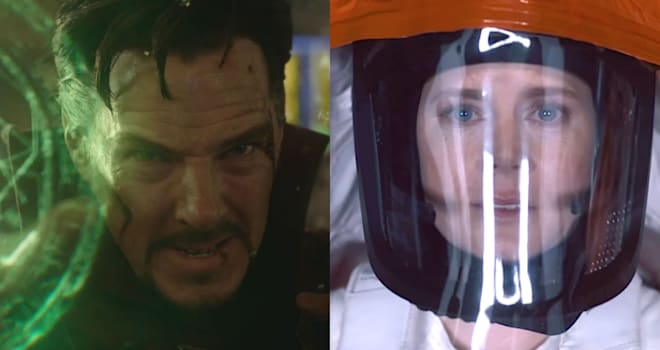 7 Reasons Why 'Doctor Strange' and 'Arrival' Dominated the Box Office