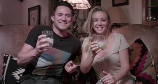 drunk history, drunk history parody, drunk history couple, justin willman, jillian sipkins