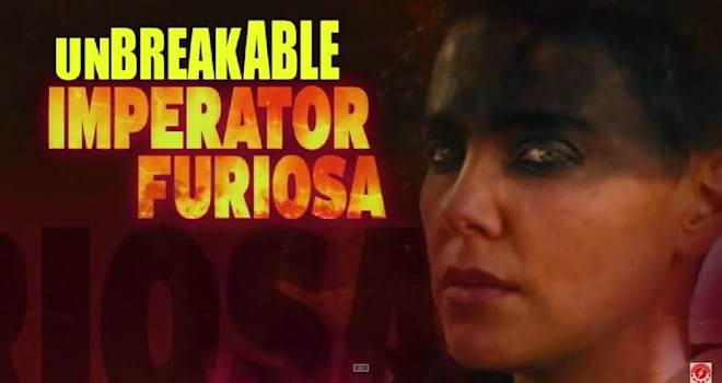 Unbreakable Kimmy Schmidt, Mad Max: Fury Road