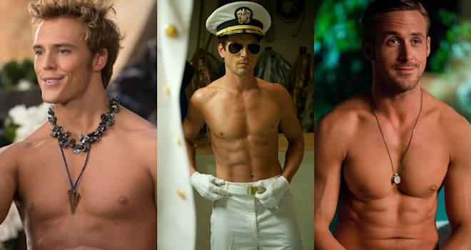 Quiz: Can You Match the Abs to the Actor?