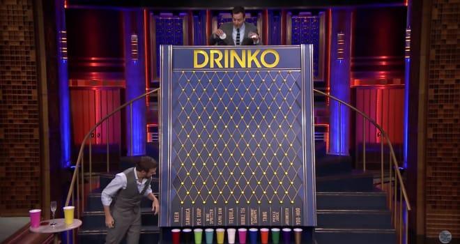 tonight show, jimmy fallon, drinko, jason sudeikis