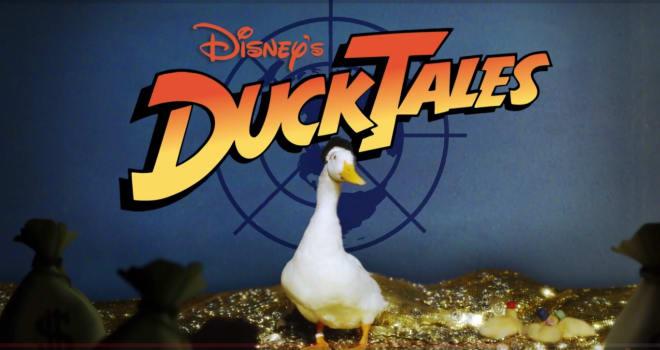 DuckTales, DuckTales theme song, DuckTales credits