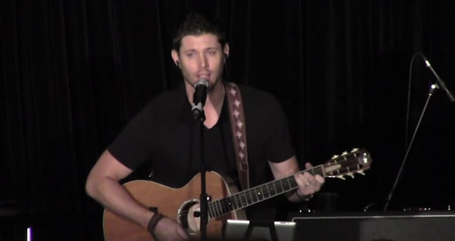 jensen ackles, supernatural, simple man