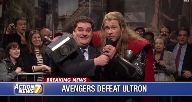 Thor, SNL