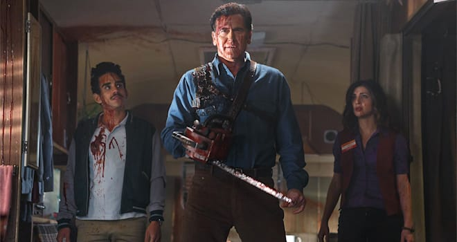 5 Things to Expect From Starz's 'Ash vs. Evil Dead'