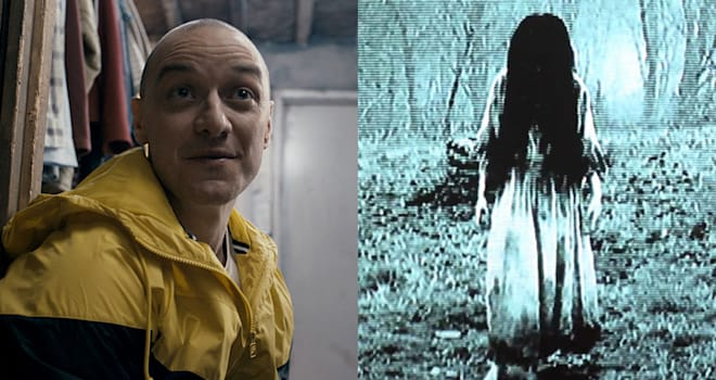 Box Office: 'Split' Takes Top Spot for a Third Week, 'Rings' Takes Second