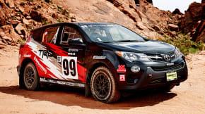 Ryan Millen's Toyota RAV4