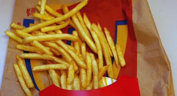 McDonald's to test seasoned fries