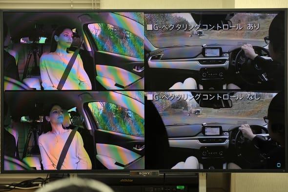 Mazda G-VECTORING CONTROL