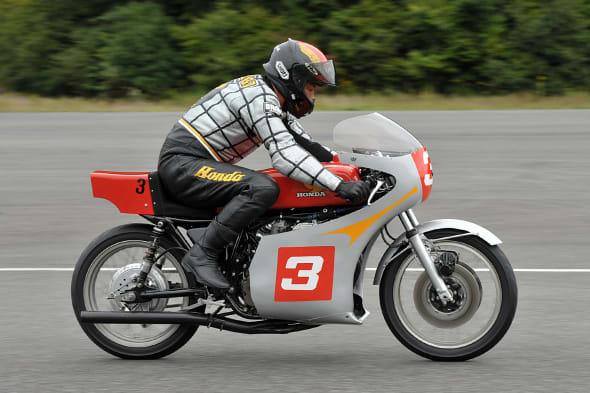 Honda Collection Hall bike
