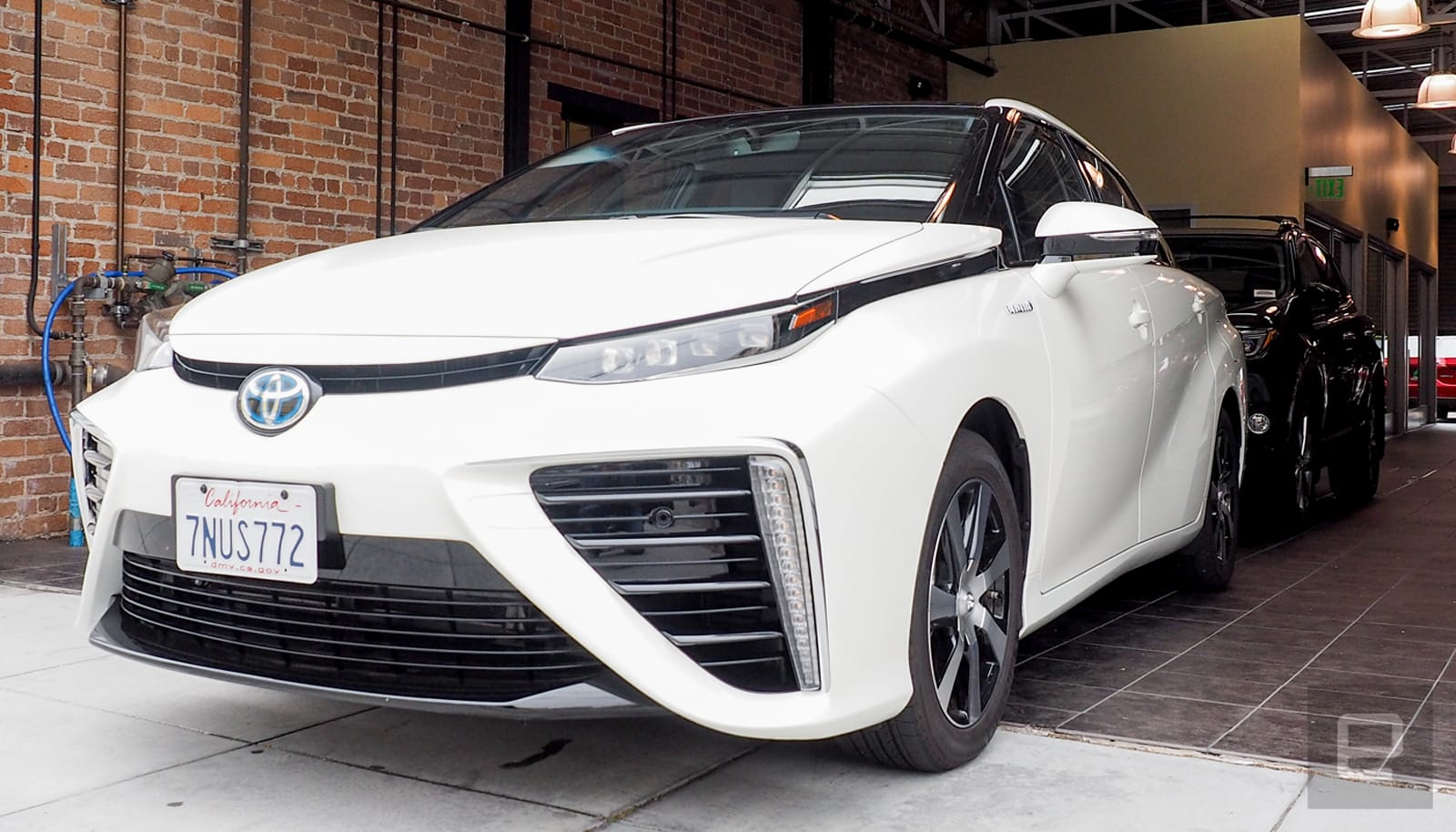 toyota 39 s car of the future drives like a camry. Black Bedroom Furniture Sets. Home Design Ideas