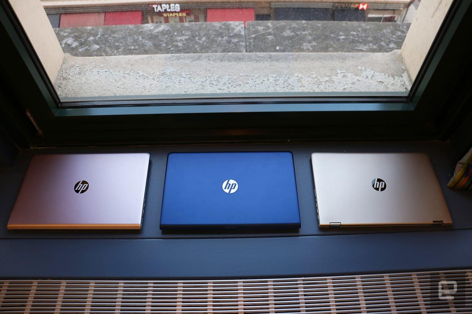 HP introduces new Pavilion laptops at    Coachella