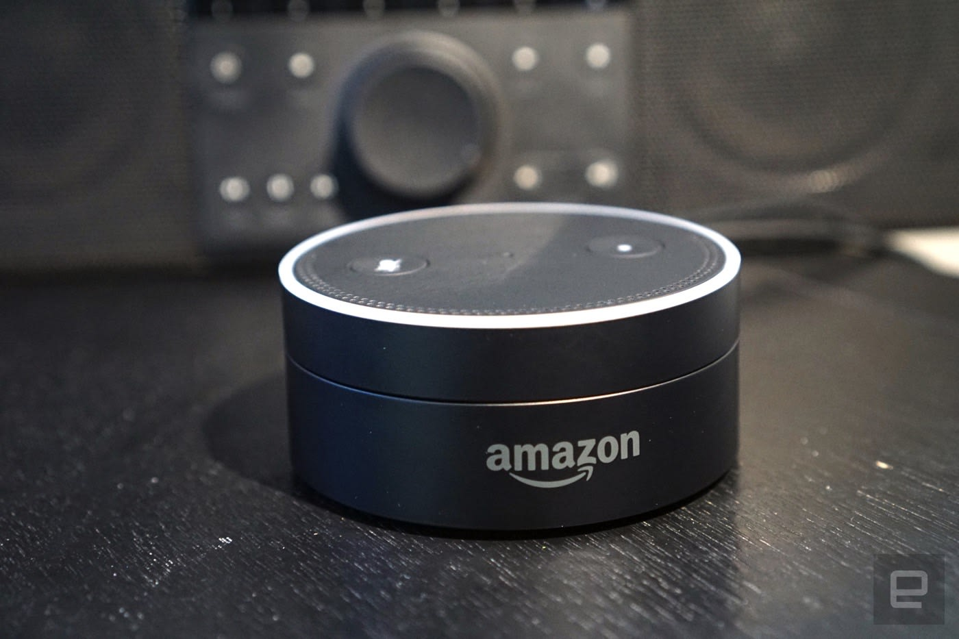 amazon 39 s echo dot is a great way to bring alexa to more rooms. Black Bedroom Furniture Sets. Home Design Ideas