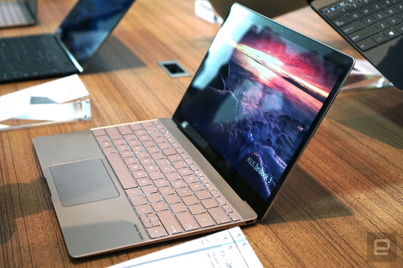 Asus Zenbook 3 Is Thinner Lighter And Faster Than The