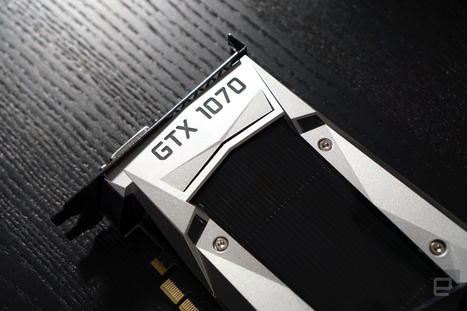 NVIDIA's GTX 1070 is a mid-range GPU that feels high-end