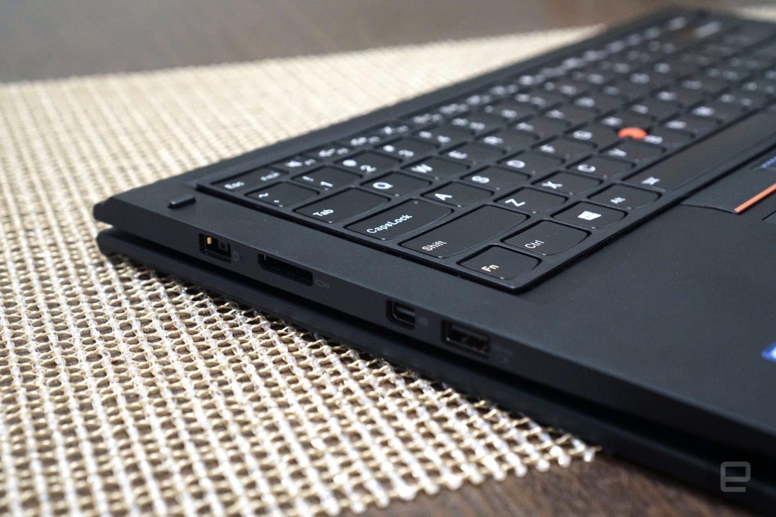Lenovo's Thinkpad X1 Yoga will make you want OLED everywhere