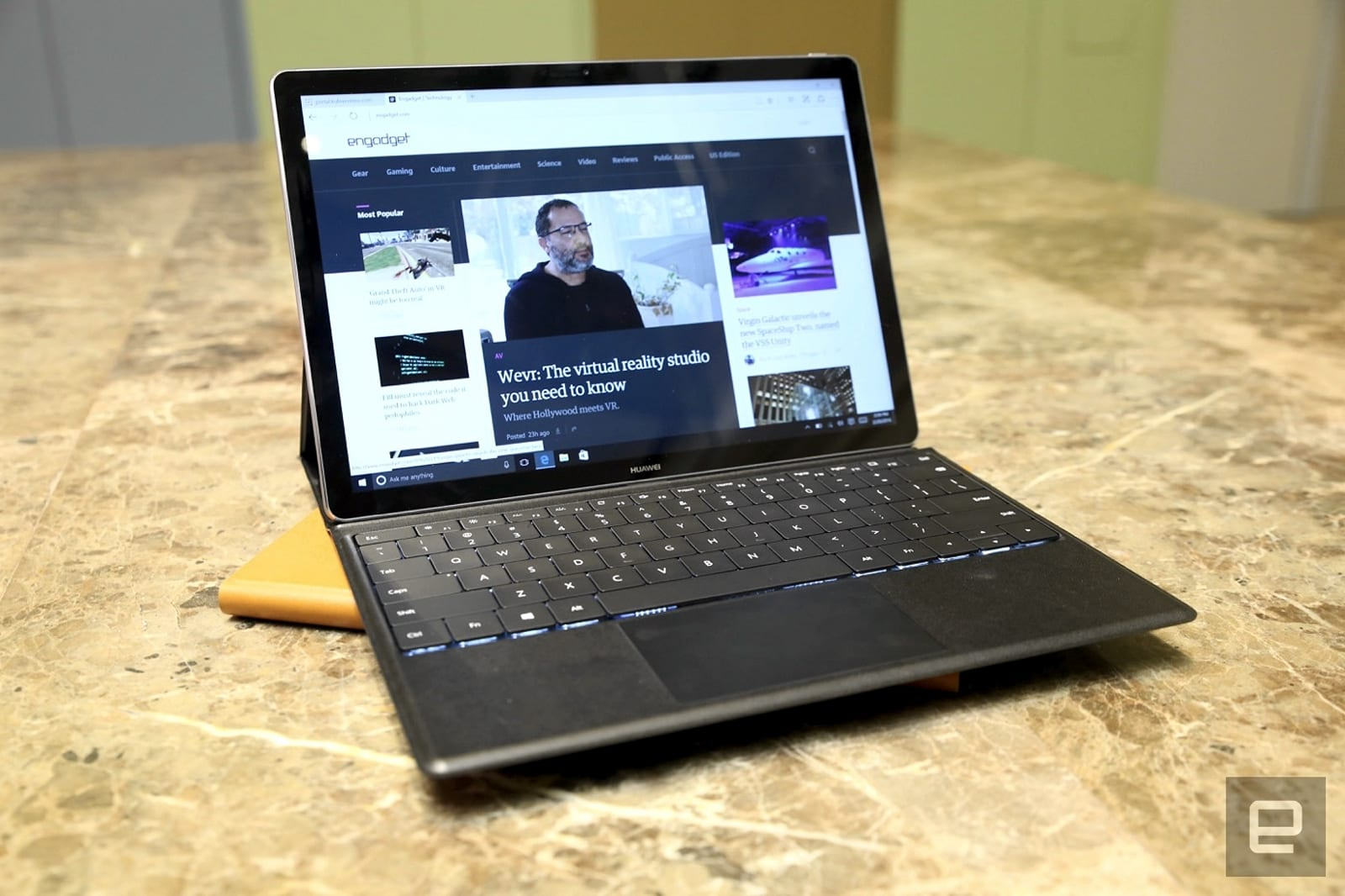 Huawei's MateBook is beautiful, but fundamentally flawed