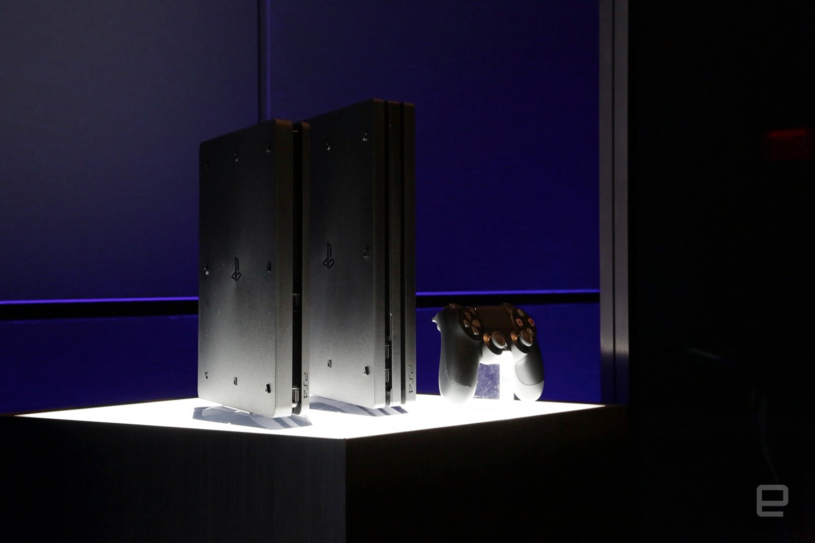 sony 39 s playstation 4 pro reveal was a confident step forward. Black Bedroom Furniture Sets. Home Design Ideas