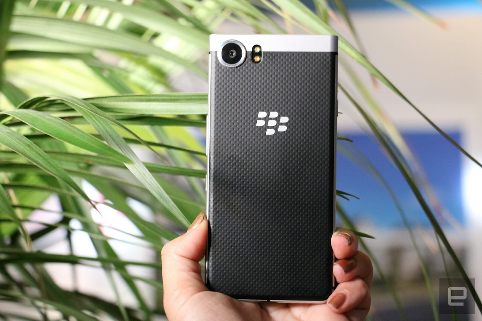 BlackBerry Press launching with keyboard and mysterious extras