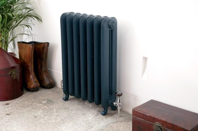 A black radiator