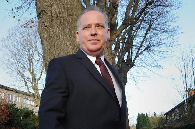 Michael Barrymore court case
