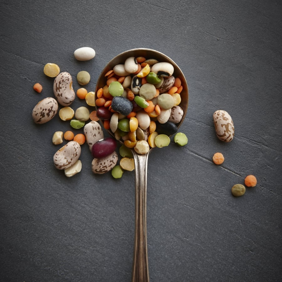 Legumes are a quality source of low GI carbohydrates that will keep you full for