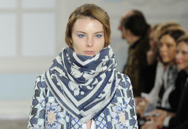 Temperley London: Runway - London Fashion Week AW14