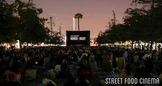 Moviefone Presents Street Food Cinema Los Angeles