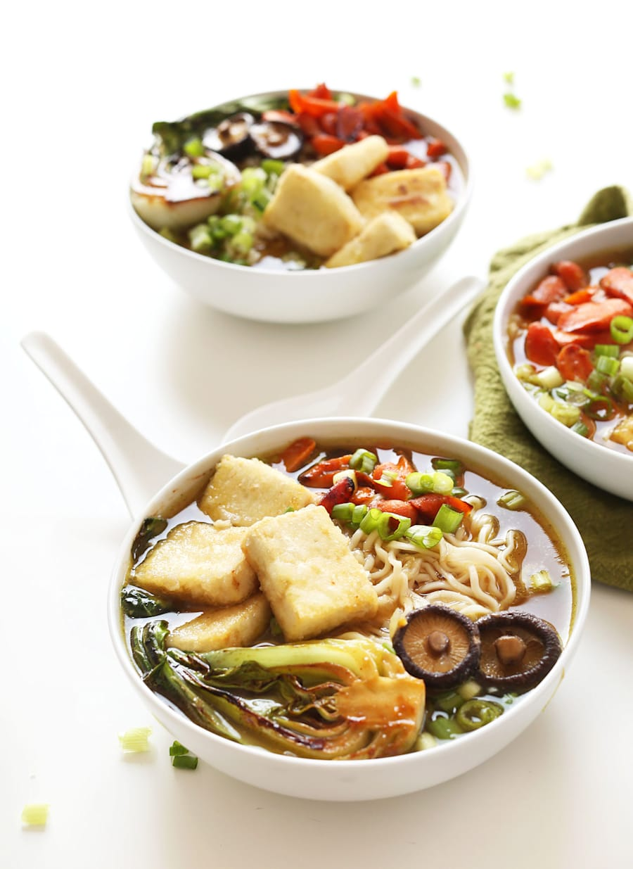 These Easy Ramen Recipes Will Keep You Warm All