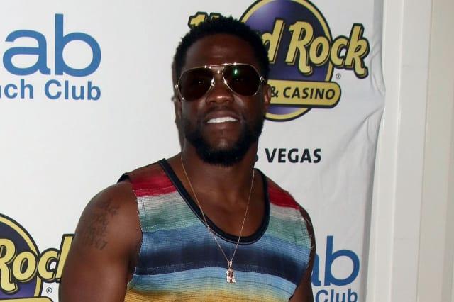 Kevin Hart Kicks Off Rehab Beach Club's Grand Opening Weekend - Las Vegas