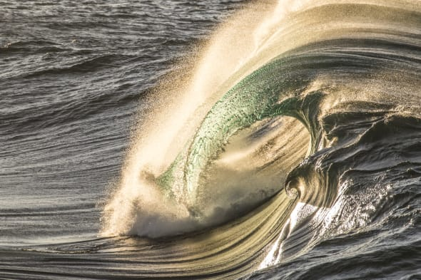 This Surf Photographer Was Told She Wouldn't Walk, Now She's Shooting Big Waves With No