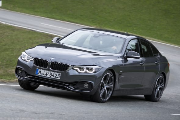 BMW 440i Gran Coupe