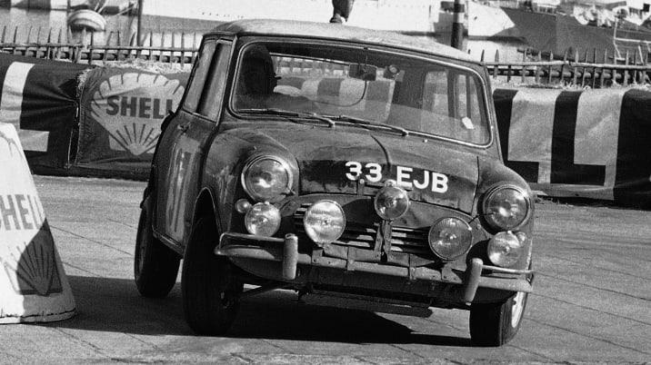 Monte Carlo Hopkirk 1964