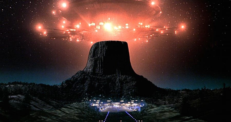 Close Encounters announcement sends Steven Spielberg fans into overdrive