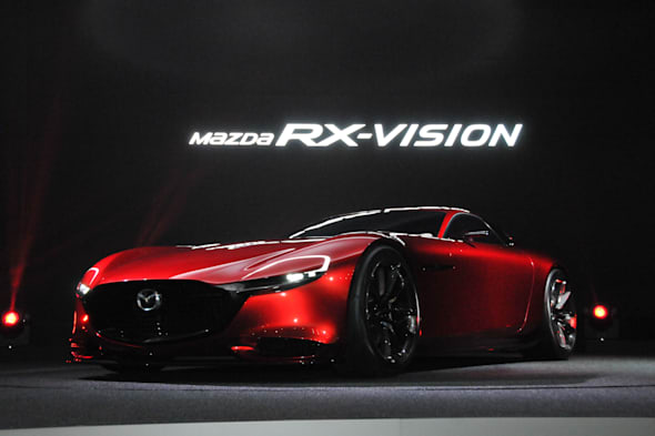 TMS2015 €MAZDA RX-VISION