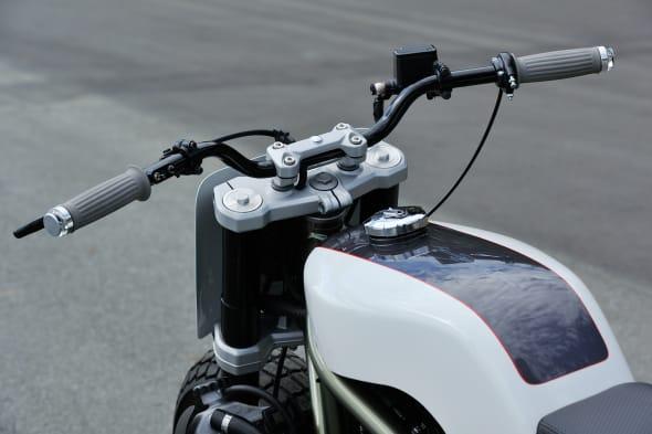 BMW Motored G 310 R Custom