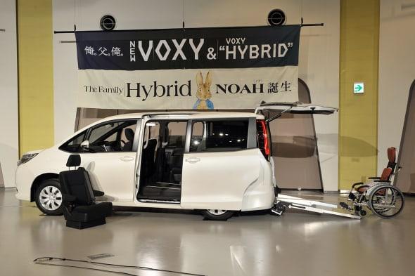 新型NOAH VOXY