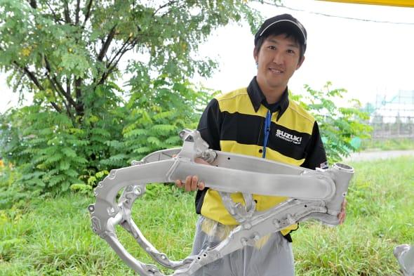 SUZUKI RM-Z250 RM-Z450