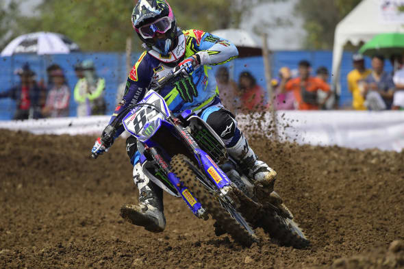 YAMAHA FACTORY RACING TEAM MXGP