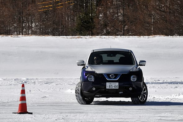 NISSAN ALL LINEUP ICE